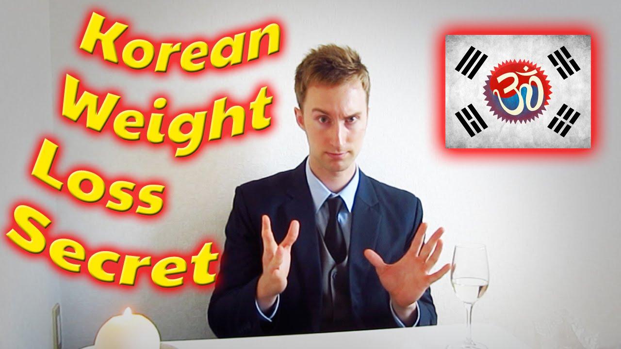 Secret Korean Weight Loss Technique (Ancient Asian Diet Method ...