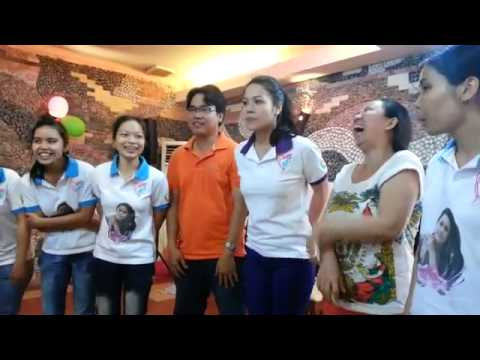 Nhật Kim Anh nhảy Gangnam style