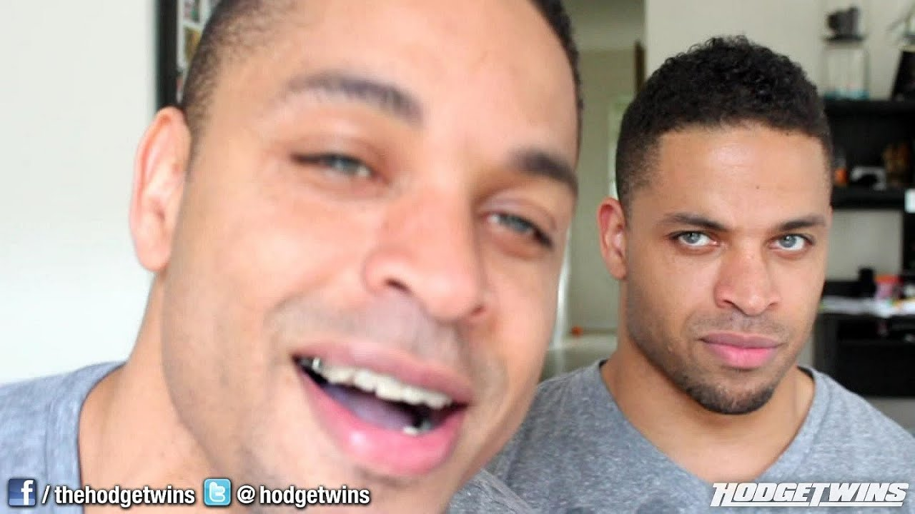 Fighting In The Restroom Comedy Sketch @hodgetwins ...