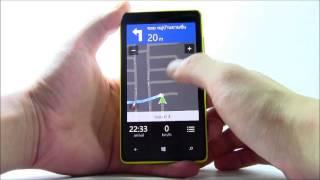 [ Review ] : Nokia Lumia 820 (พากย์ไทย