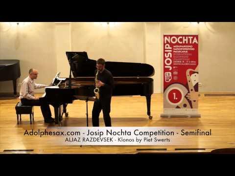 Adolphesax com Josip Nochta ALJAZ RAZDEVSEK Klonos by Piet Swerts