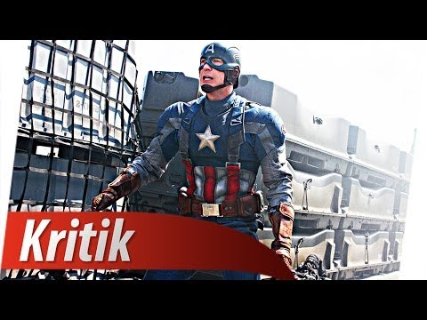 CAPTAIN AMERICA 2: THE RETURN OF THE FIRST AVENGER Trailer Deutsch German & Kritik