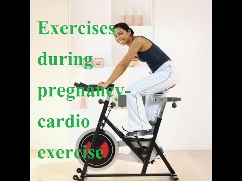 Exercise For Pregnant Women || Exercise During Pregnancy 1st Trimester-Cardio Exercise