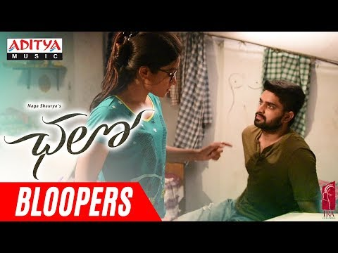 Chalo Bloopers | Chalo Movie
