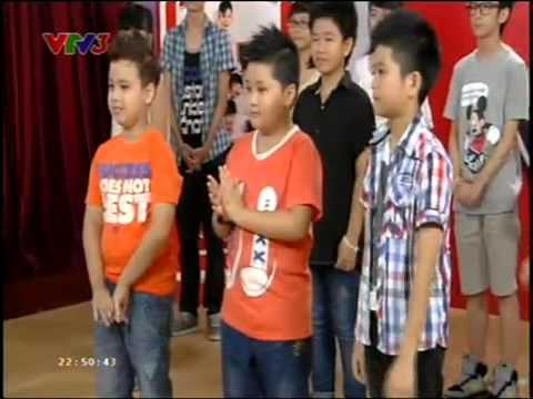 [FULL] Giọng hát Việt Nhí 2013 Tập 6 Ngày 6/7/2013 - Phần 9 - Vòng Đối Đầu Tập 1