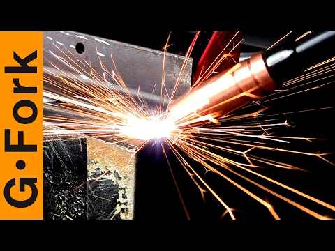 You Can Weld! - Flux Core Welding Basics - GardenFork