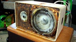 Trash Find Of The Month: Seaworthy Marine Speaker