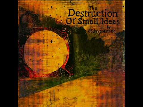 65daysofstatic - The Conspiracy of Seeds