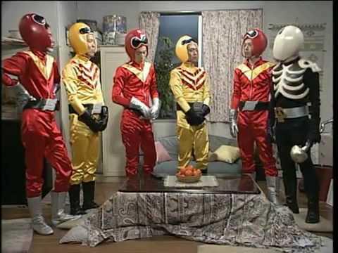 5 anh em siêu nhân Pác nào đỡ dc