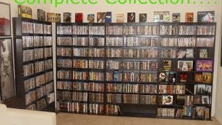 The Most Massive Blu Ray Collection On !