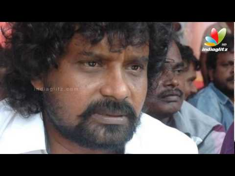 Friends of Director Kalanjiyam request Anjali to save his life   Accident, Fight   Hot Cinema News
