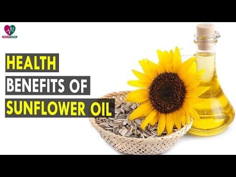 Health Benefits Of Sunflower Oil || Health Sutra - Best Health Tips