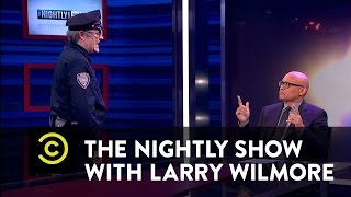Nightly Show: Ferguson Police Bias it Profitable
