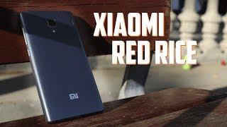 Xiaomi Red Rice 1S Review En Español