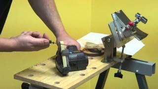 Точилка Darex Work Sharp - точим керамический нож