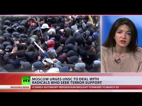 'Radicals destabilizing Ukraine must be stopped' - Russia's UN envoy