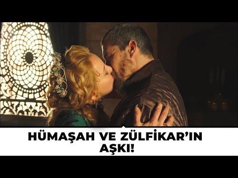 Muhteşem Yüzyıl: Kösem 21.Bölüm | Hümaşah ve Zülfikar'ın aşkı!