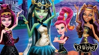 Monster High 13 Monster Desejos / Monster High 13 Wishes