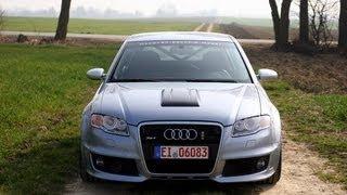 Angetestet: Audi RS4 | Motor mobil videos