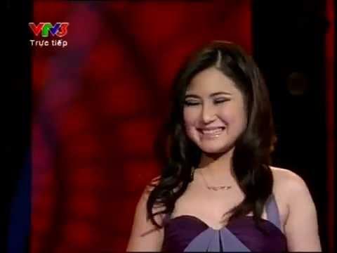 Như Chưa Bắt Đầu - Hương Tràm -  Giọng hát Việt Live Show 7 18-11-2012
