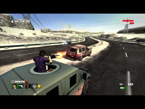 fast and furious showdown Gameplay Walkthrough part 3 (PS3/X360/PC) [HD]