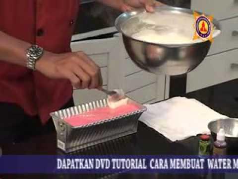water melon pudding-diajarkan mulai dari awal-info dvd hub 031-8433224-5