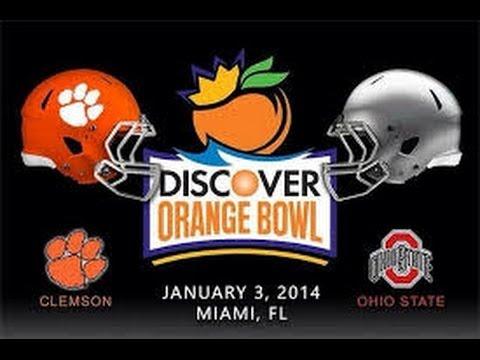 vs. Clemson - Orange Bowl PREVIEW & Prediction (2013-2014) - YouTube