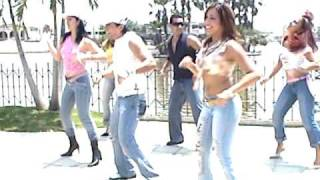 Reggaeton: pasos básicos. Primera parte