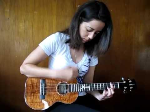 Safe & Sound Taylor Swift (ft.The Civil Wars) - Brittni Paiva ukulele cover