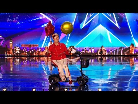 Britain's Got More Talent 2017 It's Mary Let the Hilarity Ensue Full Clip S11E06