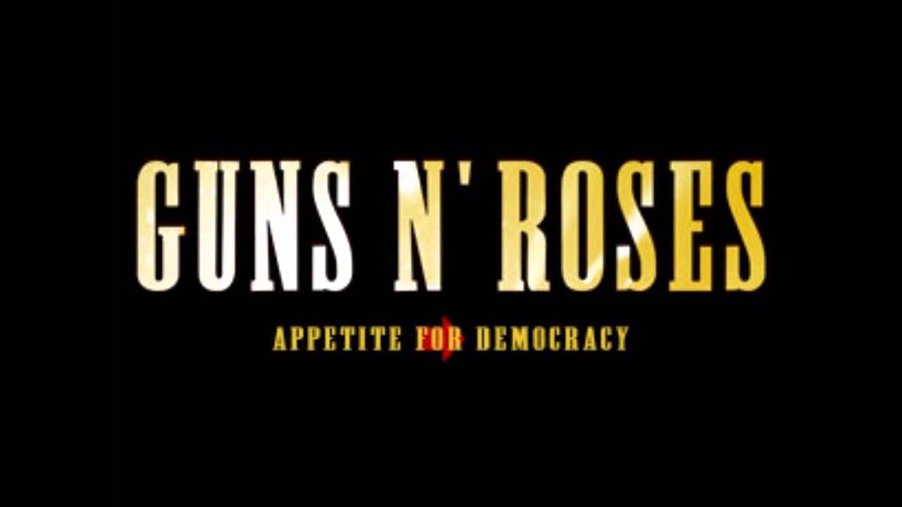 guns and roses new era