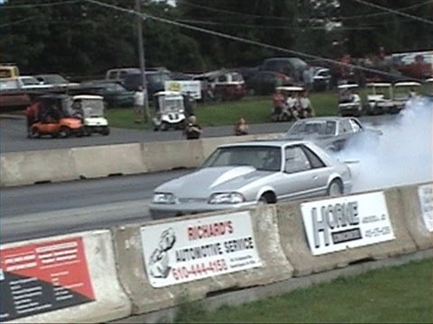 Outlaw Drag Radial   QUALIFY 1 cecil 8 3 13 pt 1