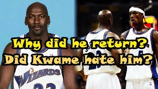 The Truth About Michael Jordan's Time With The Wizards