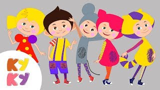 КУКУТИКИ - Самый БОЛЬШОЙ Сборник песенок - Все серии подряд Kukutiki kids Скачать клип, смотреть клип, скачать песню