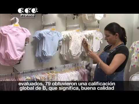 Estudio de Calidad: Ropa interior para niño y niña [Revista del Consumidor TV 28.1]