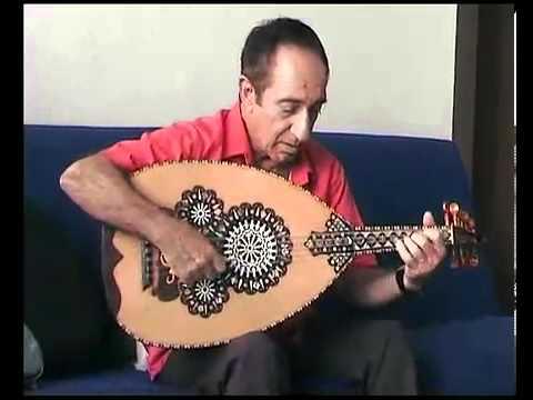 Taqasim OUD Barhum  - Maqam Nahwand  - Israel