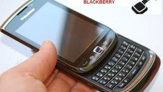 Como cambiar el ratón del Blackberry 9800
