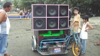Waray Audio Loud Sound