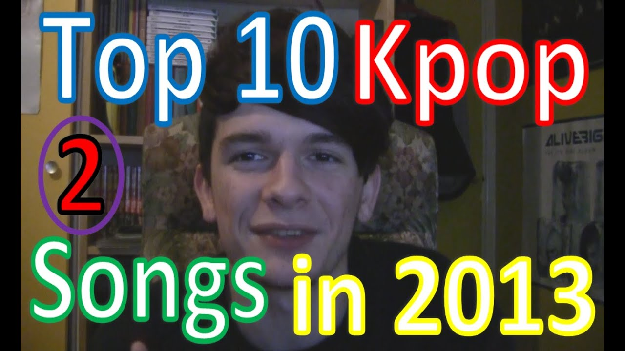 top 10 music hits of 2013