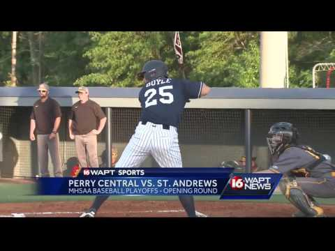 St. Andrew's vs. Perry Central (baseball)