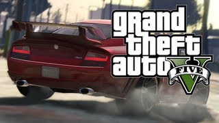GTA V How To Start Illegal Street Races In Grand Theft