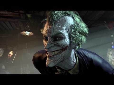 Batman: Arkham City Debut Game Play Trailer