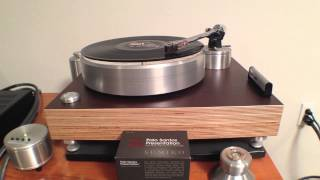 Acoustic Solid Wood MPX / Sumiko Palo Santos Presentation Vinyl Playback (Direct Feed) (Clip 1) view on youtube.com tube online.