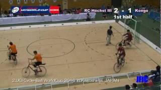 Futsal Menggunakan Sepeda