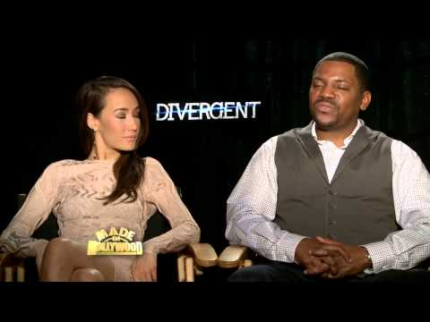 Made in Hollywood 1 on 1 - Maggie Q & Mekhi Phifer