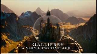 Doctor Who Gallifrey's Theme Medley Series 3-4-7