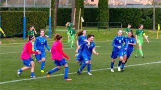 U16F Italia-Slovenia 2-0: il match visto dalla Vivo Azzurro Cam