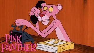 Ružový panter - Let