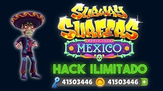 Subway Surfers Para Android [Hack + Monedas + Llaves