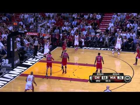 Miami Heat vs Chicago Bulls | October 29, 2013 | Full Highlights | NBA Regular Season